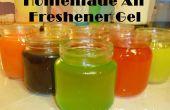 Zelfgemaakte Air Freshener Gel