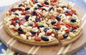 Middellandse Zee Pizza