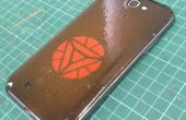 5$ DIY telefoon dekking/case