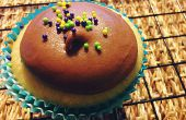 Vanille melk chocolade Cupcakes recept Frosted