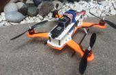 Een H-Quadcopter met 3D printen maken