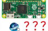 Hoe een internettoegang te verlenen tot de Raspberry Pi nul