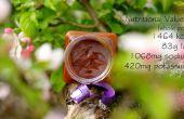 Smeerbare gezouten karamel (GF)