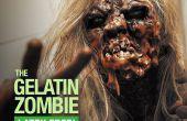 Epische Latex gratis Zombie - SFX make-up Tutorial