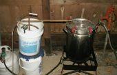 Bouwen van uw eigen etherische olie Extractor Distiller