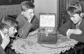 BEN DX'ing, de hobby van het luisteren naar radiosignalen van ver weg...