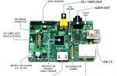 Raspberry Pi als een 3g (Huawei E303)-router voor draadloze (Edimax EW-7811Un)