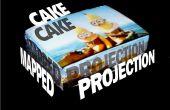 Projectie toegewezen taart