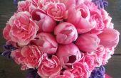 Spring Flower Bouquet door diyheart.com