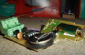 Goedkope draadloze muizenval alarm met behulp van een ATtiny85