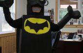 Lego Batman kostuum op de snel & goedkoop!