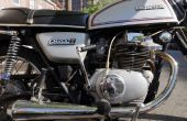 Verwijderen in beslag genomen & ontdaan van schroeven van de motorfiets motor hoezen
