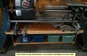 Bouwen van een accessoire plank voor een ShopSmith Mark V