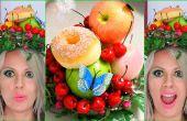 DIY ambachten Fruit hoofdtooi Hat haaraccessoires