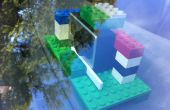 GoPro time-lapse tuig voor dashboard (Lego)