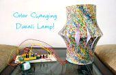 Color Changing feestelijke Lamp