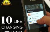 10 levensveranderende Life Hacks - u kunt nu proberen!