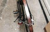 Goedkope houten fiets fender