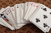 Pazaak met normale kaarten