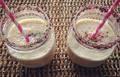 Taart slagman Milkshake recept
