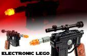 Elektronische LEGO DL-44 Blaster (licht & geluid)