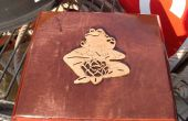 Frog Thumper Cigar Box Guitar