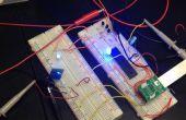Maken van RGB-kleur detectiesysteem met LED