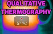 Basic (kwalitatieve) gebruik van een thermische Imager.