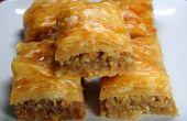 How to: Baklava maken
