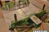 Fallout Crosscut tabel Saw slee