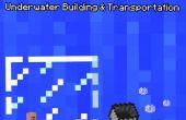 Minecraft: Onderwater transport en Fort