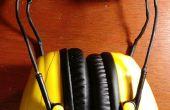Gehoor bescherming/Bluetooth in vermomming