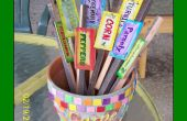 Kunstzinnig tuin Stakes genade uw tuin