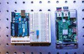 Weerstation met SAMIIO, Arduino en Raspberry Pi