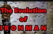 Evolutie van de Iron Man