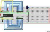 DIY 8 x 8 LED Matrix met Controller