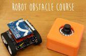 Qtechknow Robot hindernissenparcours