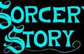 Hoe tovenarij verhaal is gemaakt