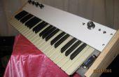 Sleutels toe te voegen aan een Arduino Synth de harde manier-het Blacklord: het Organ Donor Project deel 2