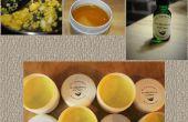 Baard balsem & olie - zelfgemaakte giften van de vakantie