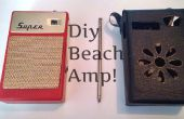 DIY strand Amp! (Uit de oude zak radio)