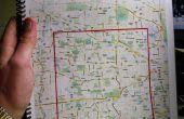 Maak een kaart boek met behulp van Google Maps