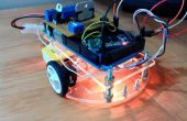 Arduino Bluetooth-Bot met Android en LED