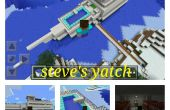 Minecraft-steve's Yacht