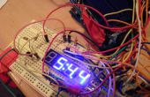 TimeDuino - 7 Segment Arduino Klok (geen verschuiving registers nodig!)