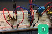 ESP8266-12 blynk draadloze temperatuur, vochtigheid DHT 11 sensor