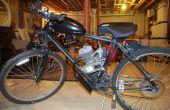Een fiets karproces
