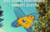 Kite Aerial Photography Picavet systeem - leuk, eenvoudig en gemakkelijk te bouwen!
