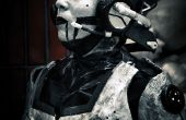Adjudant Cosplay (Starcraft 2)