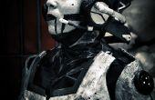Adjudant Cosplay (Starcraft 2)
